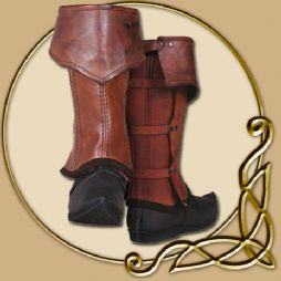 LARP Accessories - Randulf Boot Covers